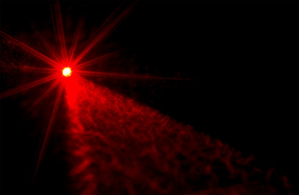 red-laser-light